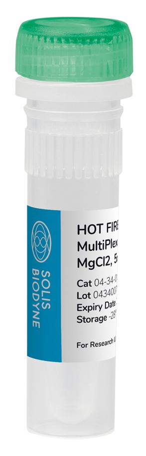 5x HOT FIREPol<sup>®</sup> MultiPlex Mix