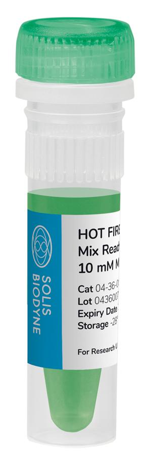 HOT FIREPol MultiPlex Mix Ready To Load