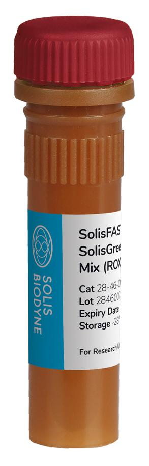 SolisFAST® SolisGreen® qPCR Mix